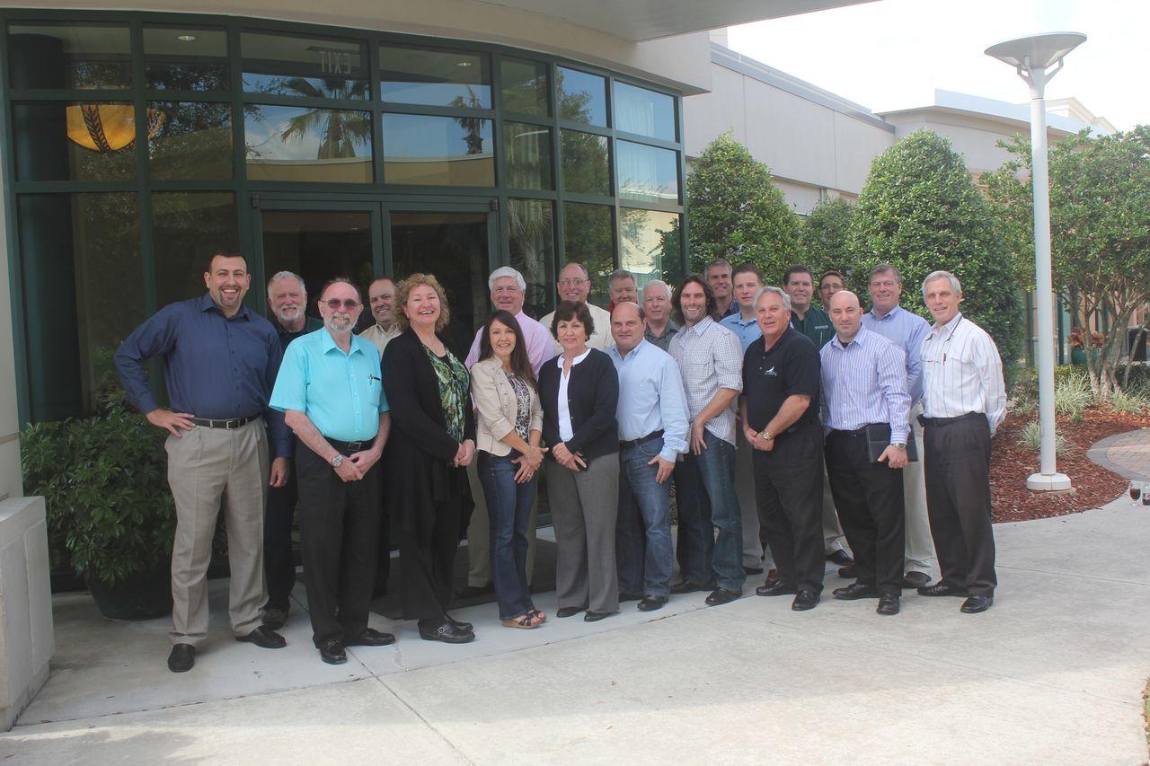 Omega Medical Imaging Dealer Meeting Attendees