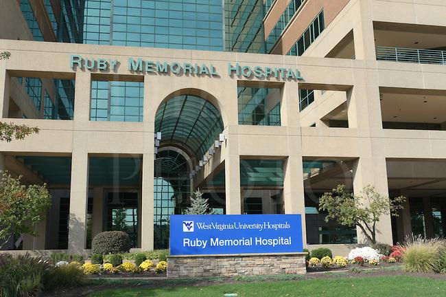 WVU Medicine's Ruby Memorial Hospital in Morgantown, WV installs Omega e-View