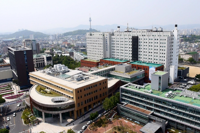 Omega e-view Installed at Yeungnam University Medical Center (YUMC) in Daegu, South Korea