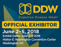 Omega to Exhibit at DDW 2018