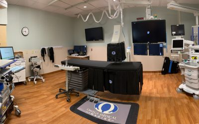 The IE Program at Northside Hospital Adds  State of the Art ERCP Room