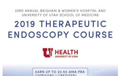 Omega Medical Imaging attending 2019 Therapeutic Endoscopy Course in Park City, Utah