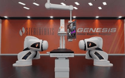 Stereotaxis Announces Next Generation Robotic Magnetic Navigation System and Imaging System