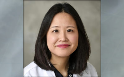 Ji Young Bang, MD presented her findings on Radiation Reduction on Omega Medical Imaging's AI Image Guided System at ACG 2019