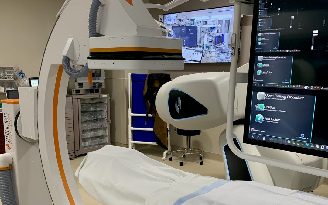 VIDEO: New Stereotaxis Robotic Electrophysiology Lab at Banner Health, Featuring Omega Imaging Technology