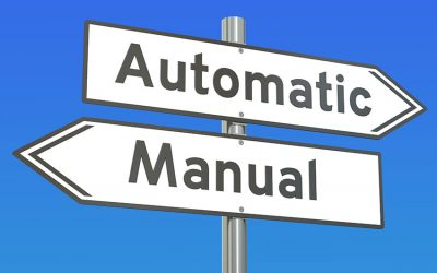 Automatic vs Manual ROI